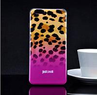 """Силиконовый чехол """"Just Cavalli"""" для iPhone 6/6S"""