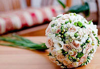 Букет свадебный «оригами»