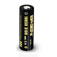 Аккумулятор Basen BS186Q 3100mAh (40 A) высокотоковый (для боксмодов)