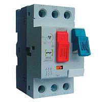 Автомат защиты двигателя АВЗД 2000/3-1 4-6,3А