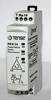 Реле контроля фаз устройство защиты 3-х фазного мотора цена купить TENSE, фото 1