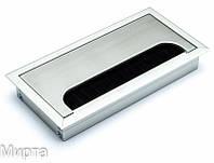Заглушка электропроводки мерида алюм.80*160 GTV LB-80*160-05