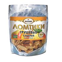Натуральные конфеты жевательные «Ломтики грушевые сушеные», 150 г