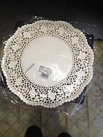 Ажурная салфетка 28 см