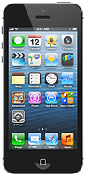 """Китайский смартфон iPhone 5s 2 SIM, Wi-Fi, емкостной мульчитач дисплей 4""""."""