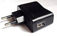 Переходник от сети для USB устройств  Atlanfa, 500mA, фото 1