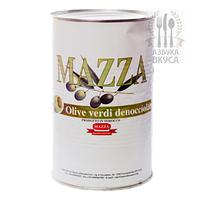 Зеленые оливки в маринаде Olive verdi Mazza (Мацца) 4kg/2kg