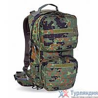 Рюкзак Tasmanian Tiger Combat Pack black/flecktarn/khaki Камуфляжный