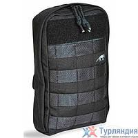 Универсальный подсумок Tasmanian Tiger Tac Pouch 7 cub/black/olive/khaki Чёрный