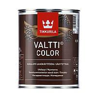 Валтти колор VALTTI COLOR фасадная лазурь на масляной основе 0,9 л