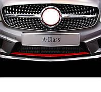 Решетка радиатора Диамант Mercedes A A-Class W176 2012-17 Новая Оригинальная