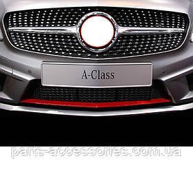 Решітка радіатора Діамант Mercedes A-Class W176 2012-17 Нова Оригінальна
