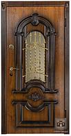 """Двери входные со стеклопакетом """"ПРЕСТИЖ"""" и """"СТАНДАРТ""""  ФОРТ НОКС"""