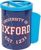 Стакан для письменных принадлежностей, метал.  Oxford 470287