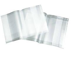 Обложка для тетрадей  PVC(47см*21см), одност.фиксат.80мкм, матов.910631
