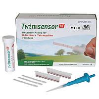 Twinsensor 6-ти минутный тест для молока на β-лактамы, тетрациклины