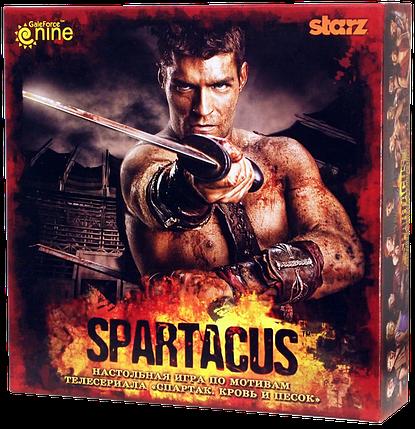 Настольная игра Спартак (Spartacus: A Game of Blood & Treachery), фото 2
