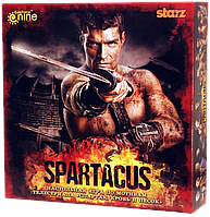 Настольная игра Спартак + 5 промо карт (Spartacus: A Game of Blood & Treachery)