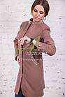 Брендовый женский пиджак от производителя модель весна 2018 - (рр-54c), фото 2
