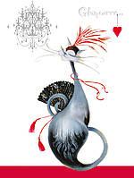 Папка-скоросшиватель А4  Glamour cats  L5911490737