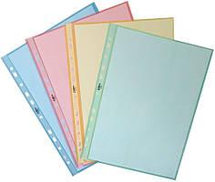 Файл цветной А4 40 мкм L3605 100шт640105