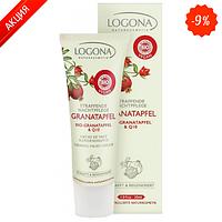 БИО-Крем для лица ночной подтягивающий LOGONA Гранат + Q10, 30 мл (Logona)