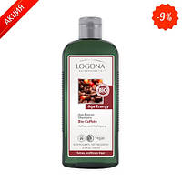 БИО-Шампунь Укрепление и Рост для волос с возрастными изменениями LOGONA с Кофеином, 250 мл (Logona)