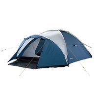 Палатка кемпинговая KingCamp Holiday 4 (KT3022). Четырехместная.