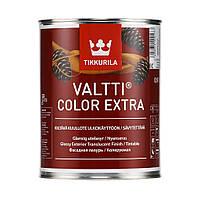 """Valtti color extra. """"Валти колор екстра"""" фасадная лазурь  с глянцевым эфектом 0,9 л"""