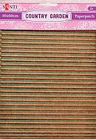 Бумага для декупажа, Country garden, 2 листа 40*60 см952519