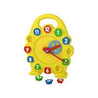 Развивающая игрушка Часы 3046 ТехноК