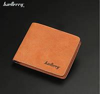 Портмоне кошелек Baellerry R2009H_br коричневый горизонтальный