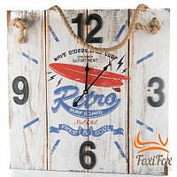 Оригинальные большие часы на стену Retro