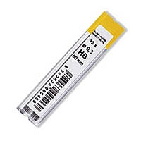 Стержни для механических карандашей KOH-I-NOOR 0.3 мм., HB 13344132.HB