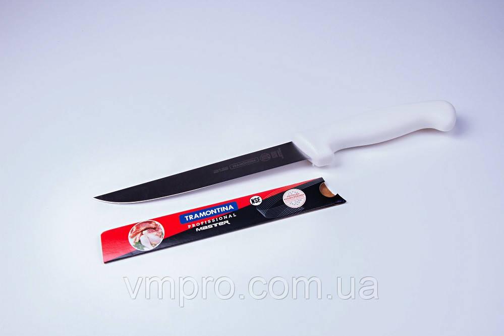 """Нож обвалочный """"Tramontina"""" Master Profi 605/087, 32.5 см (Оригинал),ножи кухонные."""