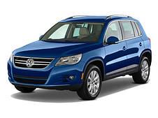 Бічні підніжки Volkswagen Tiguan (2007+)