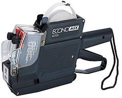 Етикет-пістолет Economix (маркіратор), 2 ряд, 10 розрядів (етикетка 23x16 мм)E40705