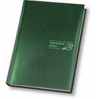 Книга телефонна A5 Carin, зелена E20725-04