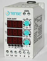 Реле контроля напряжения 3-х фазные электронное с контролем фаз цена купить TENSE