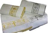 Крижма - рушник махровий, фото 3