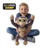 Обезьянка-робот Шимпанзе Zoomer Chimp Spin Master  6027473, фото 1