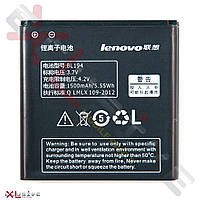 Аккумулятор Lenovo A288t \ A298t \ A520 \ A660 \ A698t \ A690 \ A370 \ A530 \ S760 (BL194)