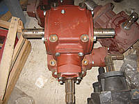 Редуктор косилки - измельчителя (дробилки) MCMS (WARKA) центральный.