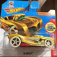 Hot Wheels базова модель 16 Angels