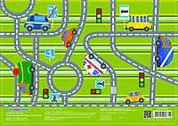 Подложка настольная CFS Правила дорожного движения CF61480-02