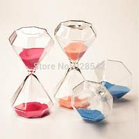Часы песочные стеклянные 11,5 см