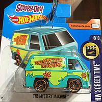 Hot Wheels базова модель The Mystery Machine