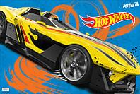 Подкладка настольная (60х40 см) KITE 2014 Hot Wheels 212 (HW14-212K)