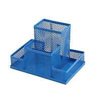 Прибор настольный Zibi 150x100x100мм, металлический, синий, KIDS Line (ZB.3116-02)