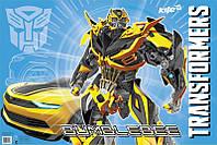Подкладка настольная (60х40 см) KITE 2015 Transformers 212 (TF15-212K)